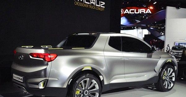 Hyundai adia para 2020 projeto da picape Santa Cruz - Notícias ...
