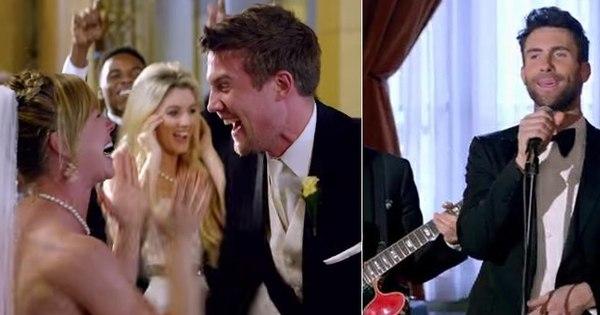 Maroon 5 invadiu todos aqueles casamentos de verdade? Saiba a ...
