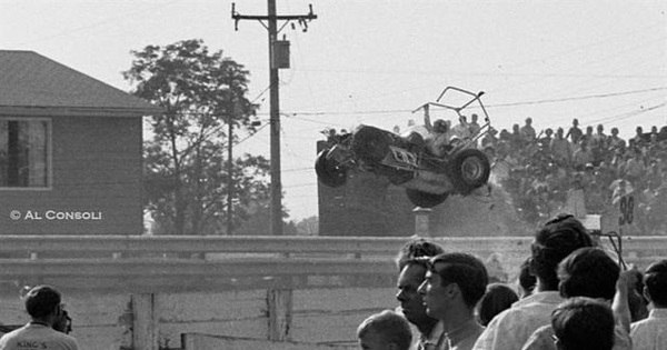 Perigo na pista: veja os acidentes incríveis das corridas antigas ...