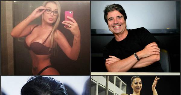 Andressa Urach é vítima de boato de morte; ex detona João Kleber ...