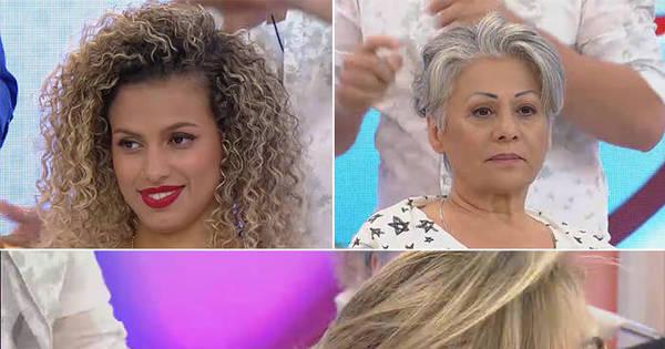 Alô, mulherada: cabeleireiro das famosas dá dicas de penteados e ...