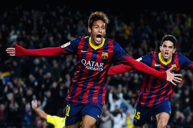 O craque Neymar é outro que espirra e já ganha dinheiro. Por segundo, o craque do Barcelona embolsa R$ 2,79