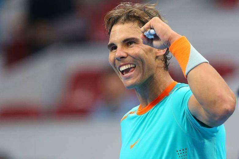 Em 2014, o tenista Rafael Nadal faturou R$ 116,59 milhões. Essa grana equivale a R$ 3,70 por segundo no bolso do espanhol