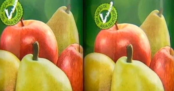 Nutricionistas alertam para o perigo dos sucos de caixinha - Fotos ...