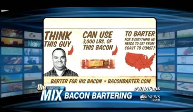 De bacon como dinheiro a fralda de astronauta, conheça as 10 viagens de carro mais insanas