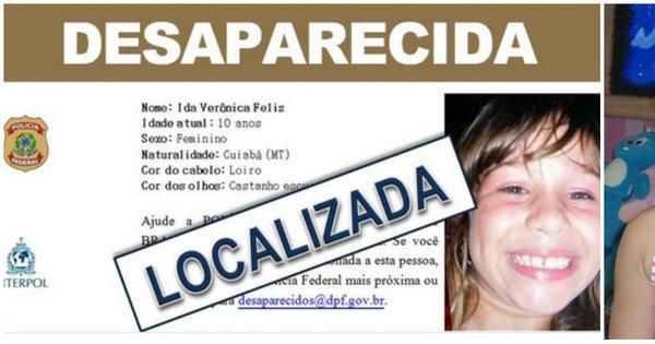 Menina raptada em casa há quase dois anos é encontrada na Itália ...