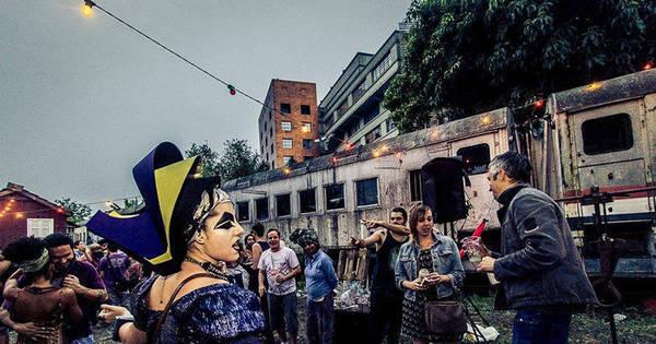 Festas gratuitas reconquistam espaços públicos de SP - R7