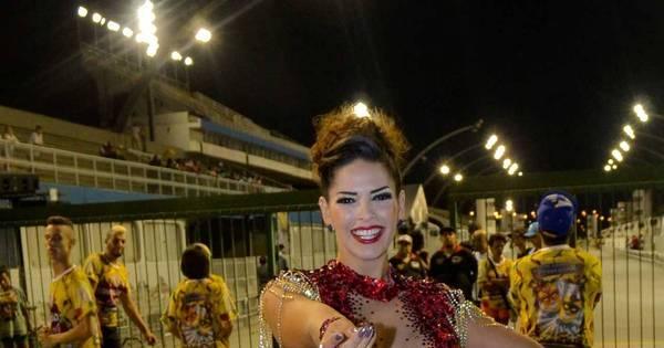 Nuelle Alves, a Dona Candinha, arrasa em ensaio técnico no ...