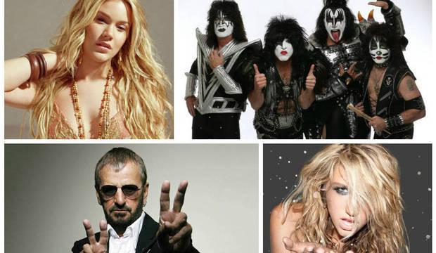 Curtir os shows internacionais do primeiro semestre pode custar até R$ 9 mil em ingressos