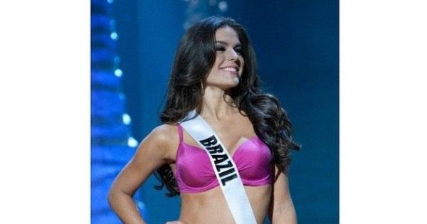 Melissa Gurgel está fora do Miss Universo depois de não passar da ...