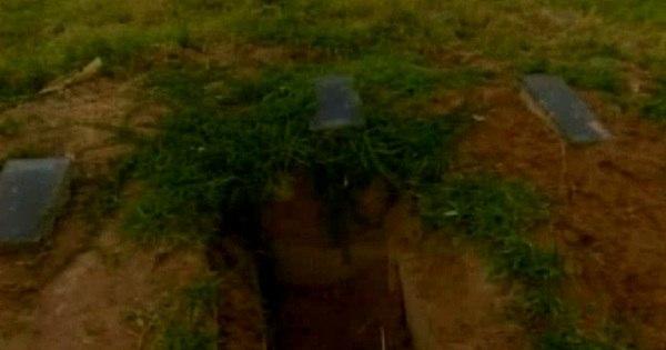 Coveiros cobram taxa extra para manutenção em túmulos no ...