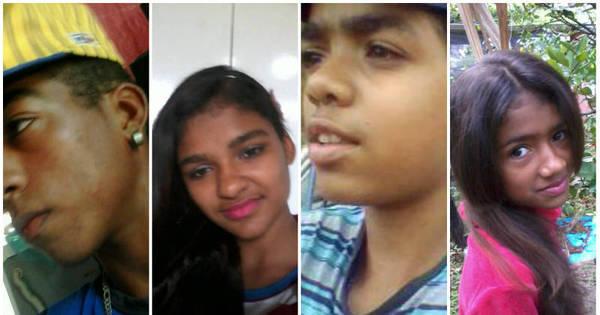 Tragédia: quatro irmãos morrem afogados em cachoeira no Espírito ...
