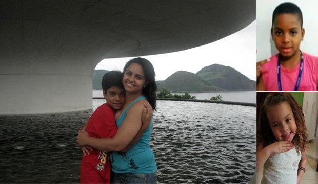 Rio de Janeiro tem cinco crianças baleadas<br />em 10 dias. Duas delas morreram