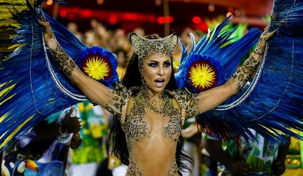 Personal trainer da Japa revela como a apresentadora prepara o corpão para o Carnaval