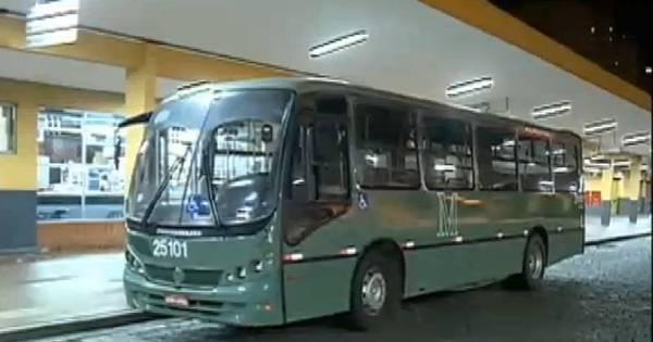 Greve de ônibus em Curitiba entra no segundo dia - R7