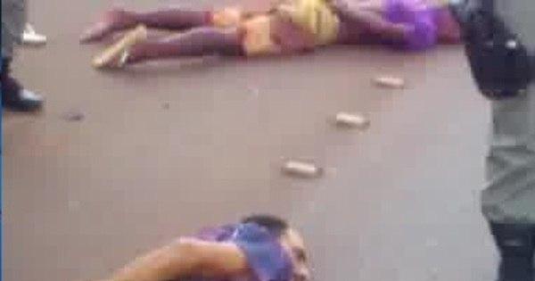 Ladrões são baleados pela polícia em tentativa de assalto - R7