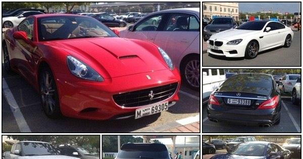 De busão, jamais! Estudantes ricaços de Dubai só vão para a ...