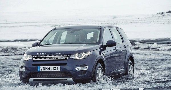 Aceleramos: R7 foi até a Islândia testar o novo Land Rover ...