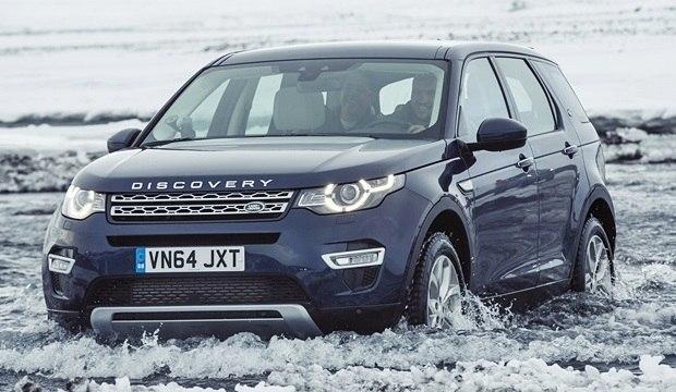 <strong>R7</strong> foi até a Islândia testar novo Land Rover Discovery Sport, que será brasileiro em 2016