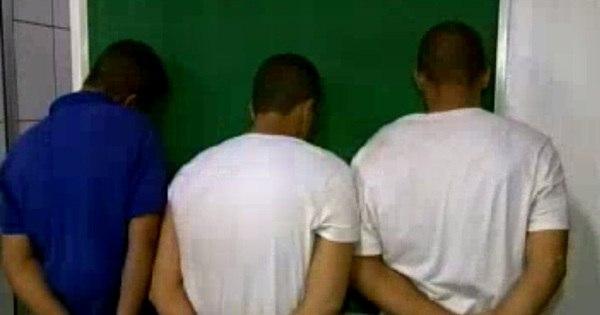 Casal é baleado e trio suspeito é preso após tentar fugir da PM e ... - R7