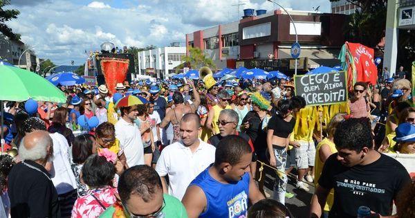 Brasília de graça: veja a programação dos blocos de Carnaval do DF