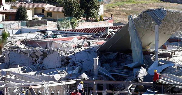 Presos 3 envolvidos na explosão de caminhão de gás em hospital ... - R7