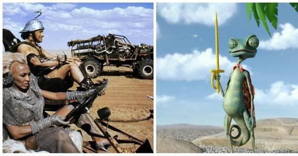 De Mad Max a Rango, 10 filmes para se preparar para a crise hídrica