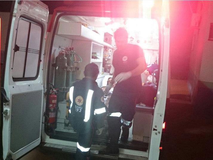 Um homem ficou gravemente ferido após levar cinco facadas, no município de Luís Eduardo Magalhães, no oeste da Bahia