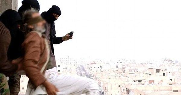Estado Islâmico: homem é jogado de prédio por ser homossexual ...