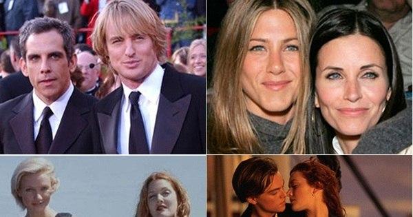 Parceiros: conheça as celebridades que são melhores amigas fora ...