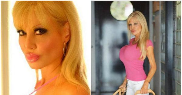 Terapia pra ser burra! Barbie humana comemora o sucesso do ...