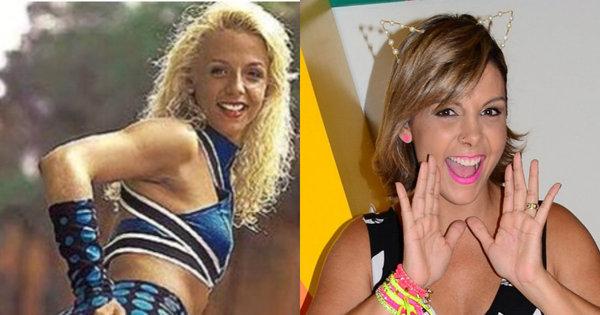 Veja o antes e depois das principais dançarinas de Axé - Fotos - R7 ...