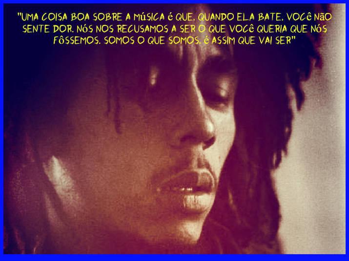 Frases de Bob Marley - frasesfamosas.com.br