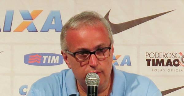 Novo presidente do Corinthians prevê ano difícil, mas acredita em bi ...