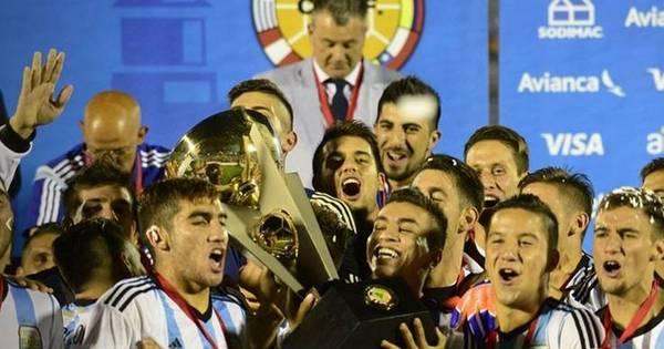 Argentina é campeã do Sul-Americano Sub-20 de futebol; Brasil ...