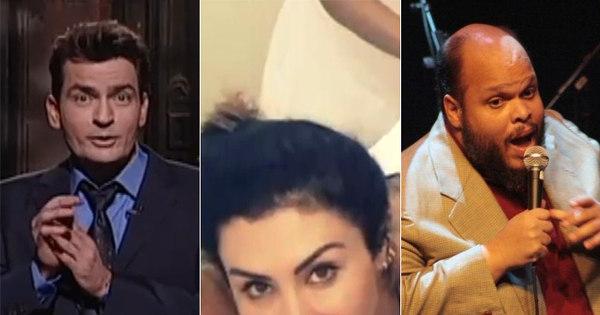 Veja as celebridades que já cometeram as famosas gafes virtuais ...