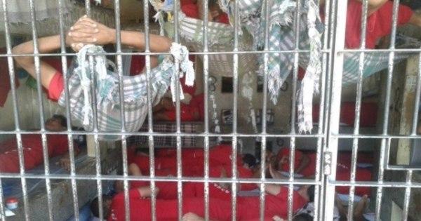 Justiça proíbe mais dois presídios de receber detentos em Ribeirão ...