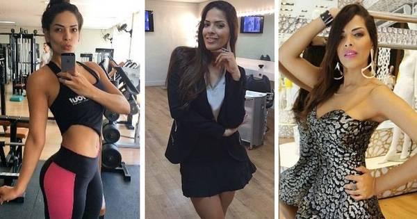 Capa da Playboy, Nuelle Alves esbanja charme em seus looks; espie