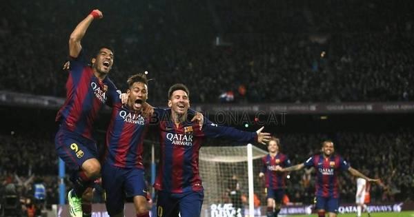 Messi, Suarez e Neymar formam o melhor ataque da história? Veja ...