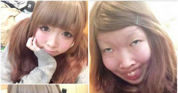 Boneca japonesa choca fãs ao mostrar o rosto sem maquiagem