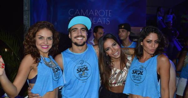 Famosos dançam e beijam muito em camarotes de Salvador - Fotos ...