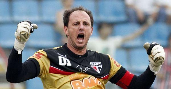 Rogério Ceni deixa craques do futebol para trás em gols marcados ...