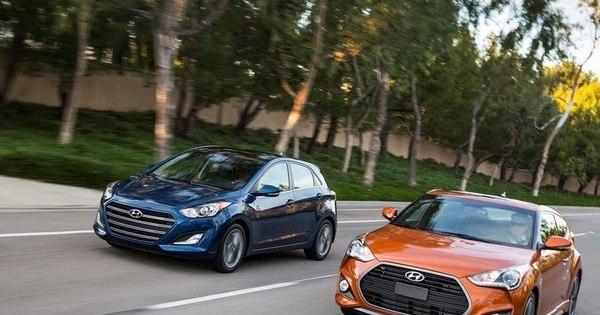 Novo Hyundai Veloster mantém estilo esportivo e ganha motor de ...