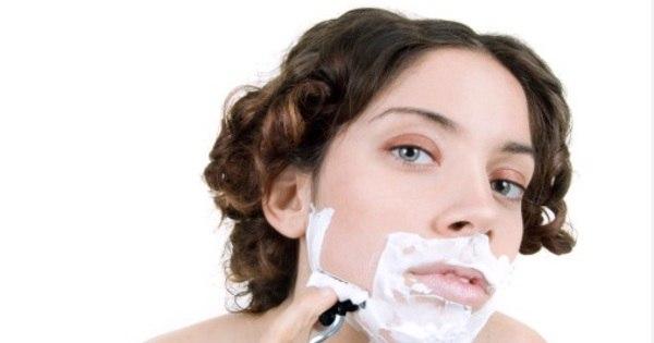 Polêmica! Mulher pode depilar o rosto com lâmina de barbear ...