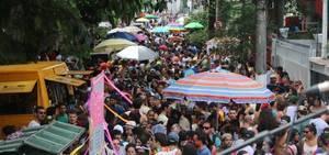 Mais de 40% dos paulistanos aprovam Carnaval de rua, diz pesquisa da SPTuris