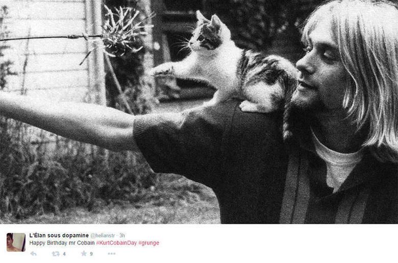 Se estivesse vivo, Kurt Cobain completaria 48 anos nesta sexta-feira (20). Embora a banda tenha chegado ao fim em 1994, com a trágica morte de Kurt, mais de 20 anos depois uma legião de fãs sente a perda do músico e é influenciada pelas músicas e atitudes do Nirvana. Cobain, que morreu aos 27 anos, foi homenageado pelos fãs e virou Trending Topic no Twitter com a hashtag #KurtCobainDay.Veja por que, mesmo depois de duas décadas do fim do Nirvana, Kurt Cobain ainda é um ídolo do rock