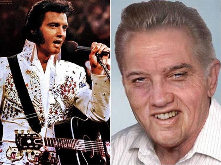 Resultado de imagem para Elvis não está morto