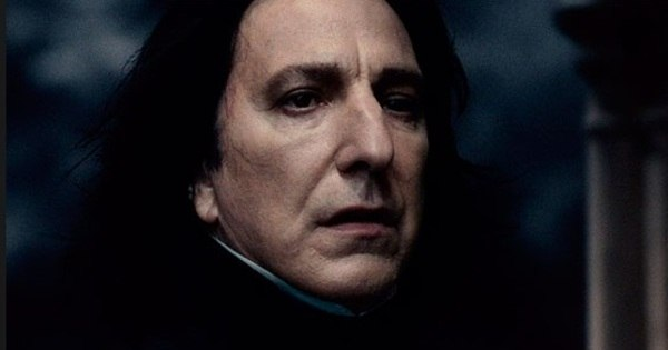 Morre Alan Rickman, o Professor Snape de Harry Potter ...
