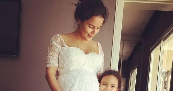 Nasce segundo filho de Luciele Di Camargo e Denilson ...