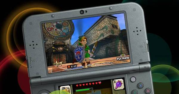 Caramba! Jovem compra capa para Nintendo 3DS e tem uma ...